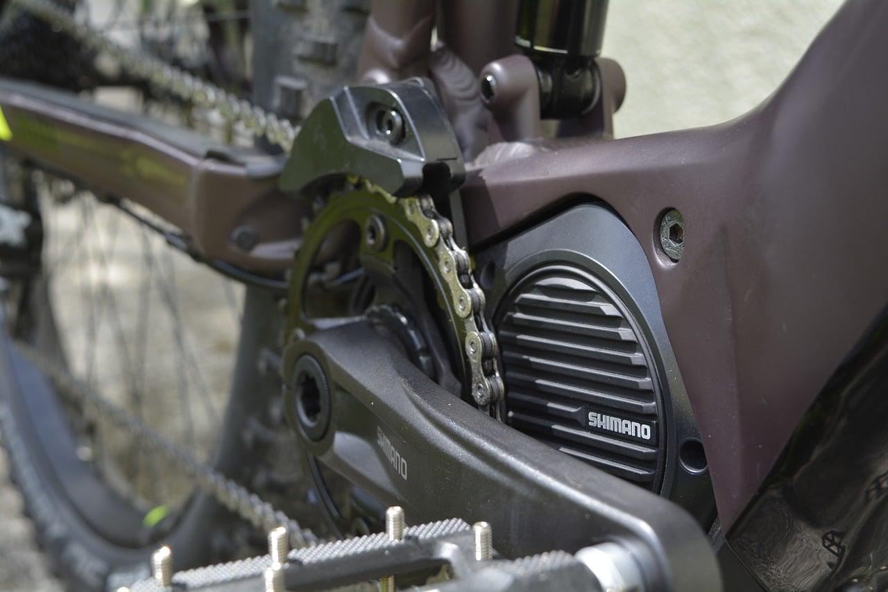 E-Bike Antrieb